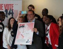 MEP candidates across Europe join the fight to end extreme poverty by 2030